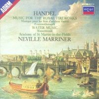 Purchase Georg Friedrich Händel - Music For The Royal Fireworks, Water Music