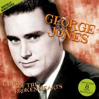 Purchase George Jones - King Of The Broken Hearts