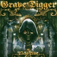 Purchase Grave Digger - 25 To Live