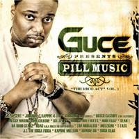 Purchase Guce - Pill Music - The Rico Act Vol.1
