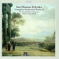 Purchase Jan Dismas Zelenka - Complete Orchestral Works, Vol. 2