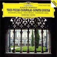 Purchase Joaquin Rodrigo - Tres Piezas Espanolas - Sonata Giocosa