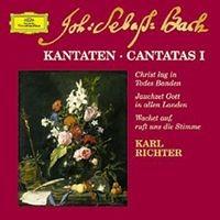 Purchase Johann Sebastian Bach - Cantatas I - BWV 4, 51, 140