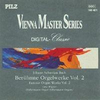 Purchase Johann Sebastian Bach - Famous Organ Works Vol. 2