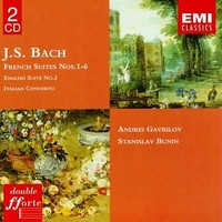 Purchase Johann Sebastian Bach - French Suites Nos.1-6