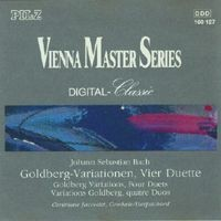 Purchase Johann Sebastian Bach - Goldberg Variations BWV 988