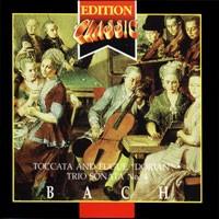Purchase Johann Sebastian Bach - Toccata And Fuge\''Dorian'', Trio Sonata No.4