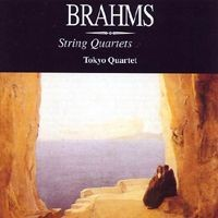 Purchase Johannes Brahms - String Quartets