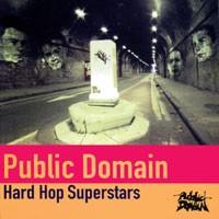 Purchase Public Domain - Hard Hop Superstars
