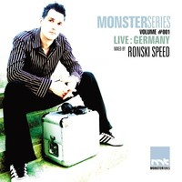 Purchase Ronski Speed - Monsterseries Vol. 001