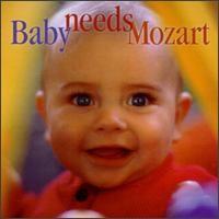 Purchase Wolfgang Amadeus Mozart - Baby Needs Mozart