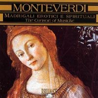 Purchase Claudio Monteverdi - Madrigali Erotici E Spirituali