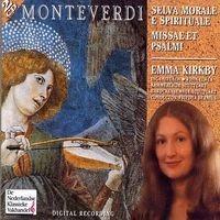 Purchase Claudio Monteverdi - Selva Morale E Spirituale, Missae Et Psalmi