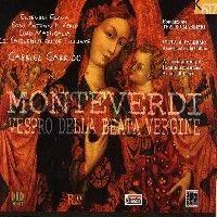 Purchase Claudio Monteverdi - Vespro Della Beata Vergine