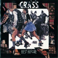 Purchase Crass - Best Before... 1984