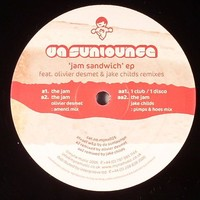 Purchase Da Sunlounge - Jam Sandwich (EP)