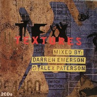 Purchase Darren Emerson - Textures (With Alex Paterson)