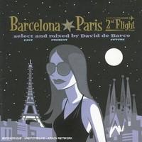 Purchase David De Barce - Barcelona - Paris. 2nd Flight