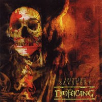 Purchase Defacing - Spitting Savagery