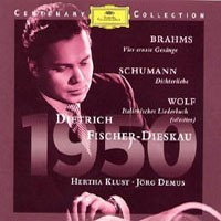 Purchase Dietrich Fischer-Dieskau - Centenary Collection: 1950