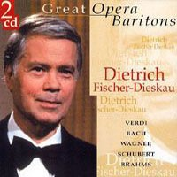 Purchase Dietrich Fischer-Dieskau - Great Opera Baritons