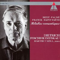 Purchase Dietrich Fischer-Dieskau - Melodies Romantiques - French Romantic Songs