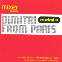 Purchase Dimitri From Paris - Monsieur Dimitri's De-Luxe House Of Funk (Reissued 2001)