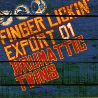 Purchase Drumattic Twins - Finger Lickin Export 01