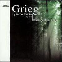 Purchase Edvard Hagerup Grieg - Lyrische Stucke (BOX SET)