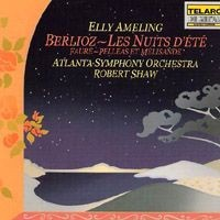 Purchase Elly Ameling - Berlioz - Les Nuits D\'ete, Faure - Pelleas & Melisande