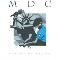 Purchase M.D.C. - Shades Of Brown
