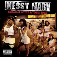 Purchase Messy Marv - Bandannas, Tattoos & Tongue Rings