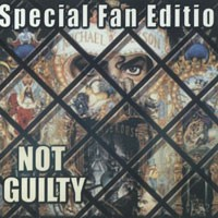 Purchase Michael Jackson - Not Guilty (Special Fan Edition)