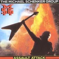 Purchase Michael Schenker - Assault Attack