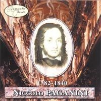 Purchase Niccolo Paganini - Romantic Classic