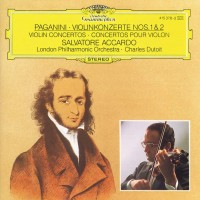 Purchase Niccolo Paganini - Violin Concertos Nos. 1 & 2