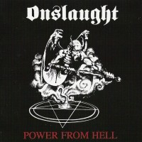 Purchase Onslaught - Power From Hell