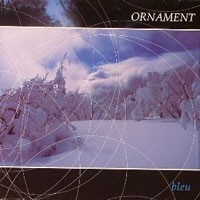 Purchase Ornament - Bleu