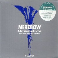 Purchase Merzbow - Metalvelodrome CD4