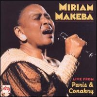Purchase Miriam Makeba - Live From Paris & Conakry