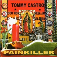 Purchase Tommy Castro - Painkiller