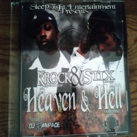 Purchase Krock And Stix - Heaven And Hell Volume 1