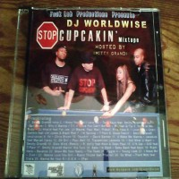 Purchase VA - DJ Worldwise-Stop Cupcakin Mixtape