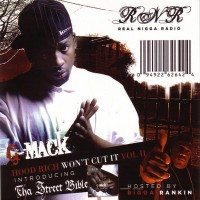 Purchase G-Mack - Hood Rich Wont Cut It Vol II (Hosted By Bigga Rankin)