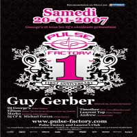 Purchase Guy Gerber - Live at Pulse Factory (First A