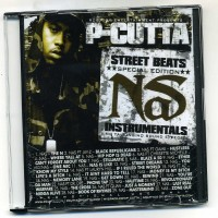 Purchase Nas - P Cutta-Street Beats Special Edition (Nas Instrumentals)