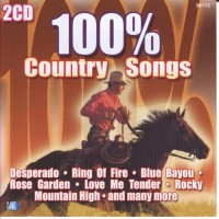 Purchase VA - 100% Country Songs - CD 1