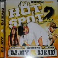 Purchase VA DJ Joy And DJ Kaio - Hot Spot Vol.2