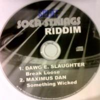 Purchase VA - Soca Strings Riddim-More-Promo-CD