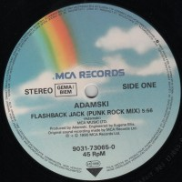Purchase Adamski - Flashback Jack (MCAT1459)